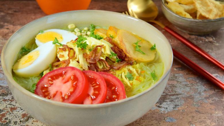 Resep Soto Ayam Lamongan - Masak Apa Hari Ini?