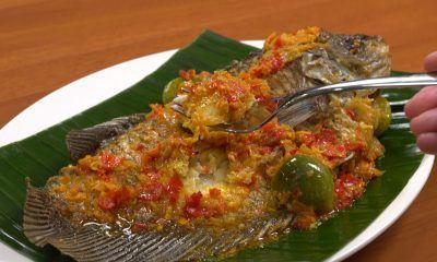 Resep Pecak Ikan Gurame, Ramaikan Suasana Santap Siang