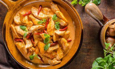 Resep Ayam Kari Sayuran, Menu Komplet Untuk Inspirasi Ramadan