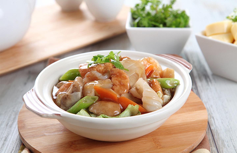 Resep Sapo Tahu Ayam yang Praktis - Masak Apa Hari Ini?
