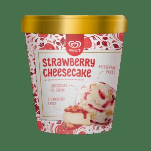 Wall's Strawberry Cheesecake