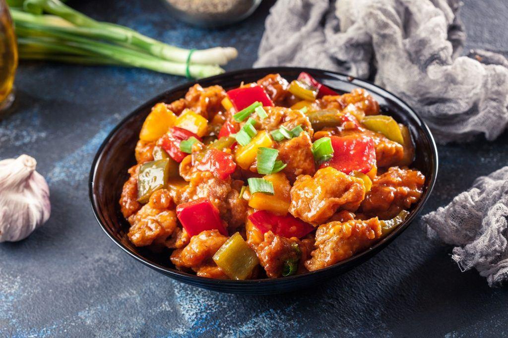 Resep Ayam Asam Manis Untuk Bekal Makan Siang