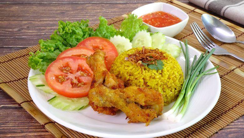 Resep Nasi Briyani Ayam untuk Hari Raya - Masak Apa Hari Ini?