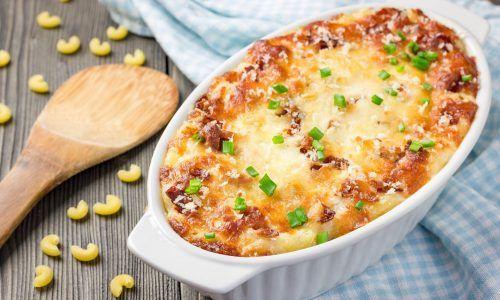 Resep Macaroni Schotel Enak dan Praktis - Masak Apa Hari Ini