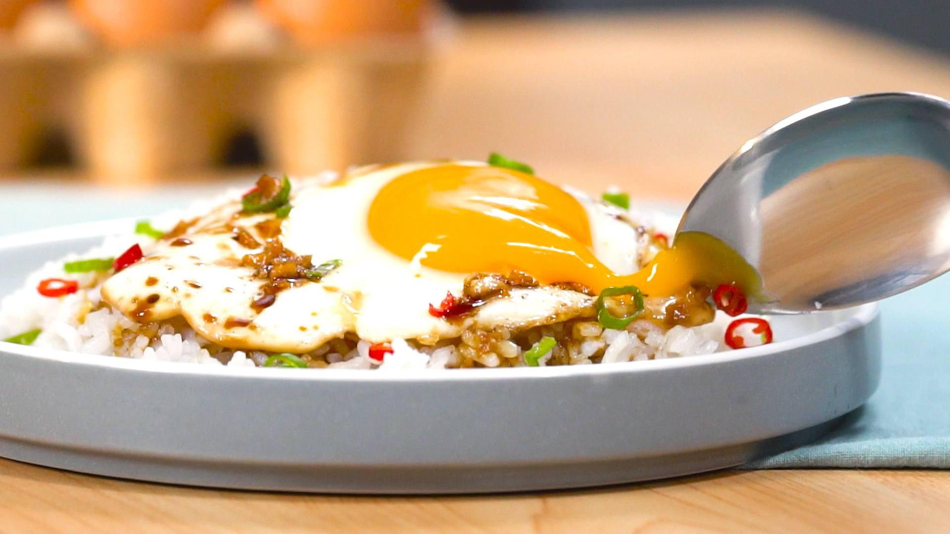 Resep Nasi Telur Pontianak Yang Terkenal Masak Apa Hari Ini