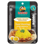 bango bumbu kuliner nusantara nasi kuning khas manado