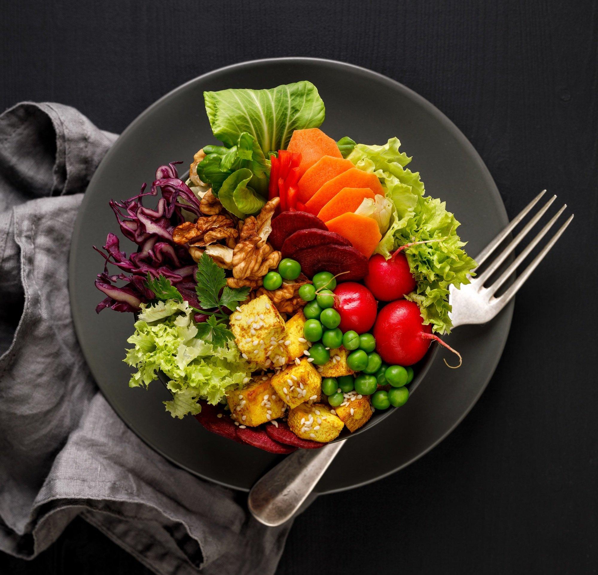 Mudah Banget, Mengenal Istilah Plant Based Diet dan Bahan Makanannya