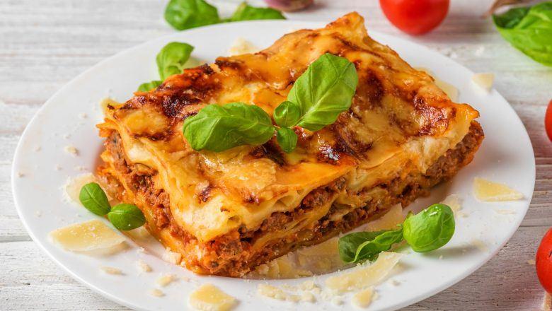 Resep Lasagna Keju Spesial