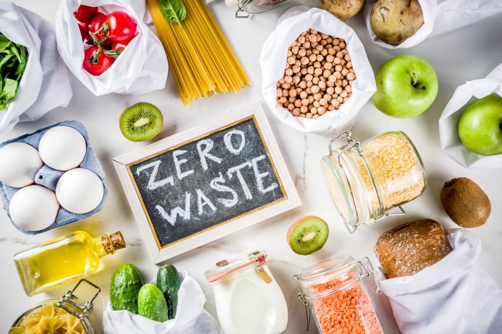 Zero waste adalah upaya maksimal meminimalisir food waste.