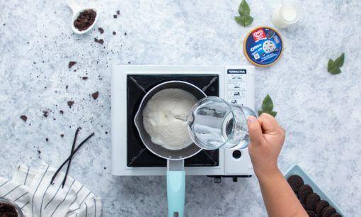 ice cream box step 1