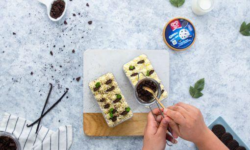 ice cream box step