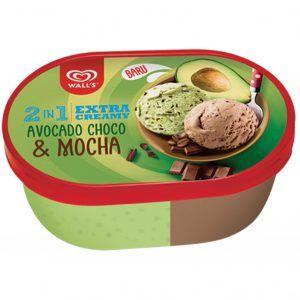 Wall's Avocado Choco & Mocha