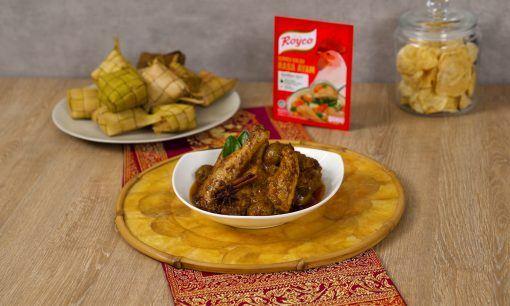 rendang ayam produk