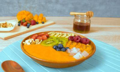 smoothie bowl siap