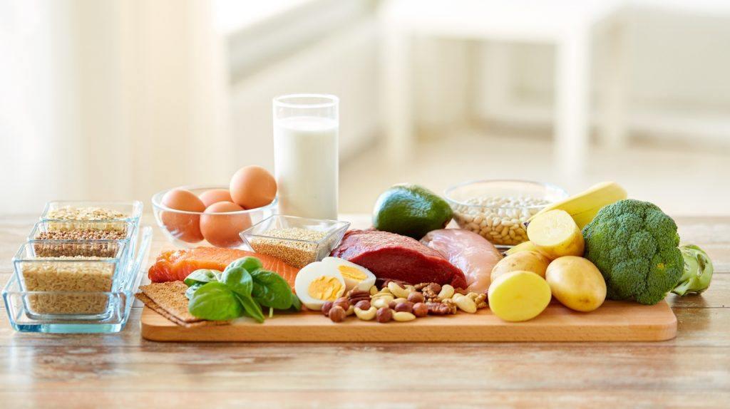 bahan-bahan makanan untuk isolasi mandiri