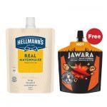 hellmann's real mayonnaise dan jawara