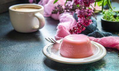 Resep pudding untuk dessert.