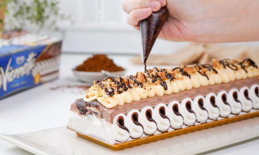tiramisu cake choco